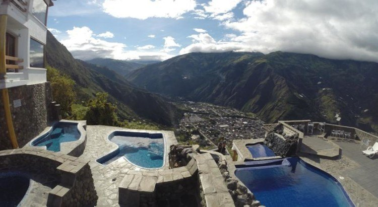 luna runtun adventure spa banos ecuador