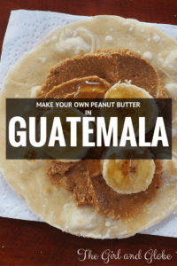 For a hands-on experience in Guatemala, join De La Gente for 1 of the best things to do in Antigua Guatemala. Make peanut butter with a local family and visit a small town outside of Antigua. Bring home souvenirs!
