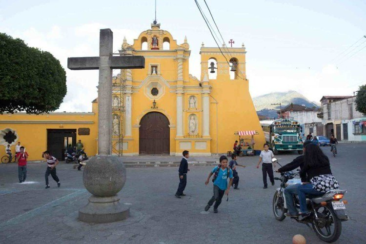 Plaza de San Miguel Escobar (De la Gente Antigua Guatemala)