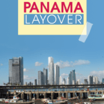 If you have a long layover in Panama, you can leave the airport for sightseeing -- easily! Find out what to see and do with limited time.