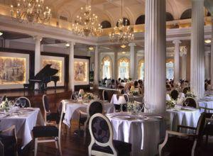 Omni The Homestead Resort Virginia Main Dining Room