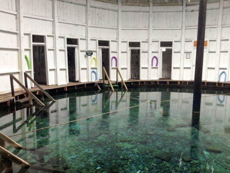 jefferson pools the homestead resort virginia