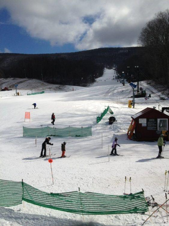 omni homestead ski resort virginia