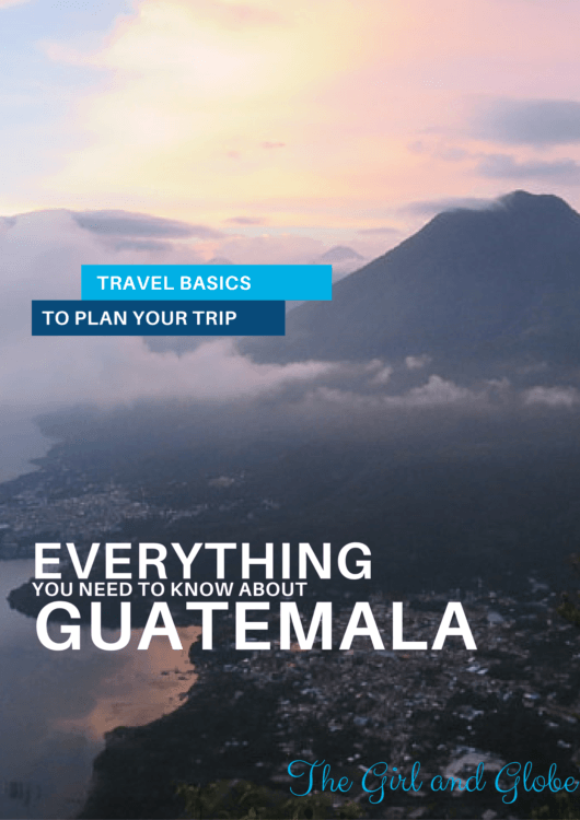 This Guatemala travel guide will help you plan your trip by answering FAQ and providing basic information for first-time visitors. Learn about transportation, costs, food, safety, and activities. Written by someone who spent 2+ months there!