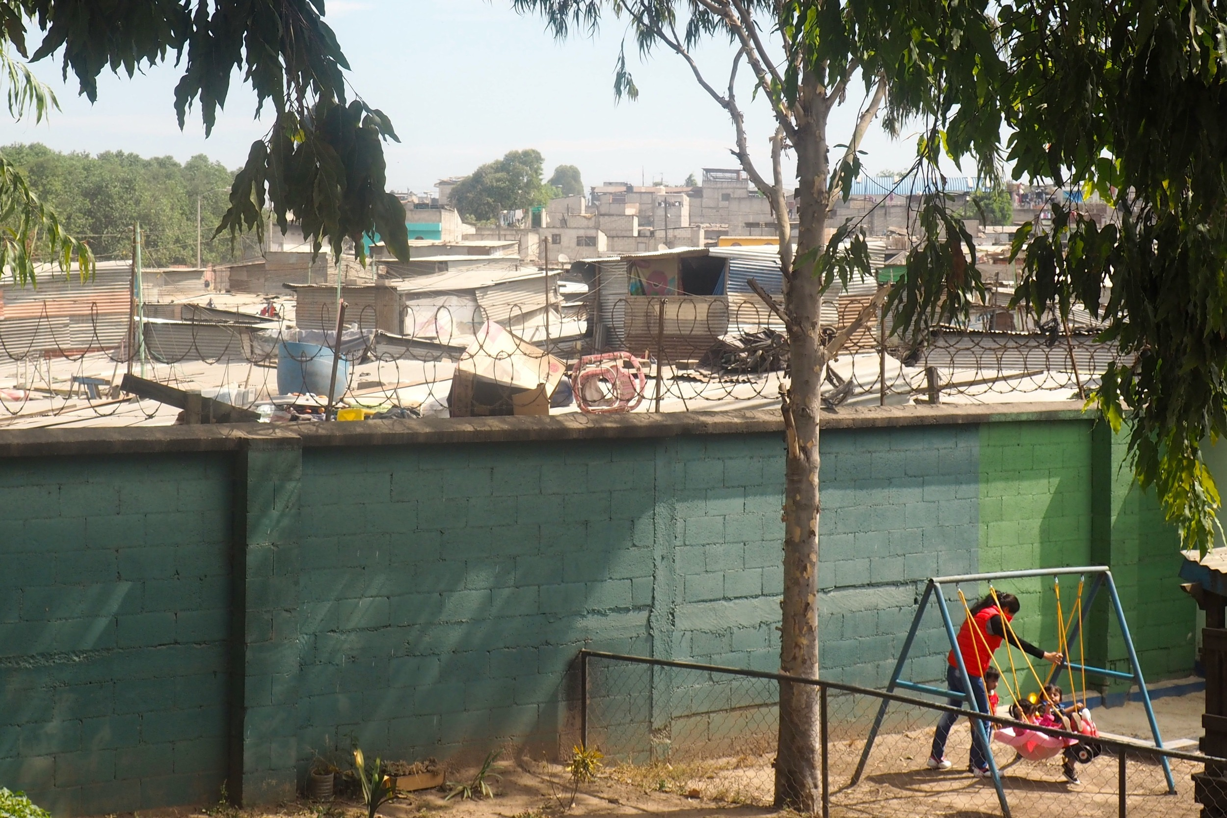 guatemala city slums