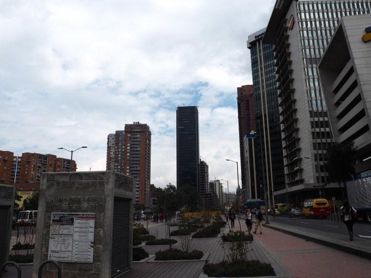bogota city / is bogota safe