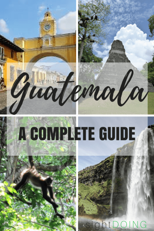 Travel to Guatemala is easier than you think with these tips! Find out things to do, why you should see Antigua, and so much more. From a traveler who spent more than 2 months there roaming and exploring.