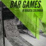 Tejo is a bar game in Colombia, kind of like horseshoes meets gunpowder! Blow things up and have a good time. Read more about how and where to play in Bogota Colombia.