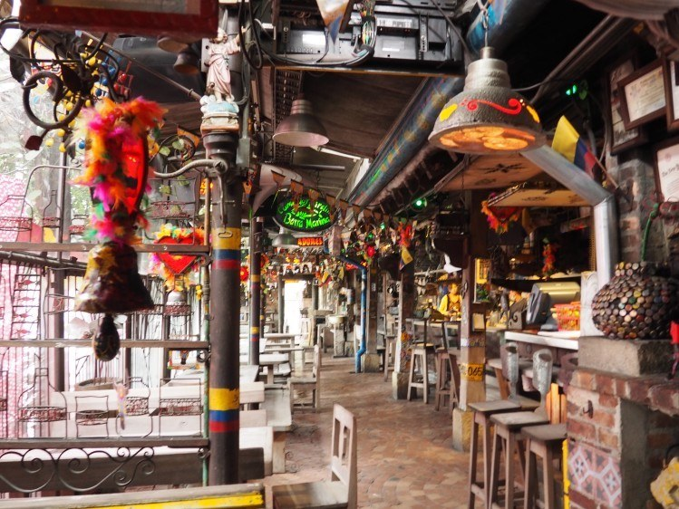 things to do in bogota andres carne de res chia