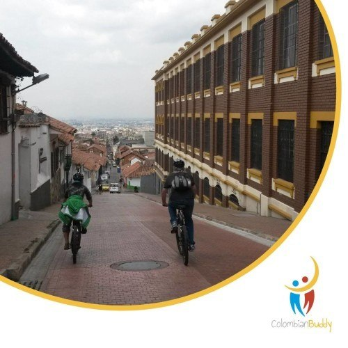 thing to do in bogota bike tour colombia