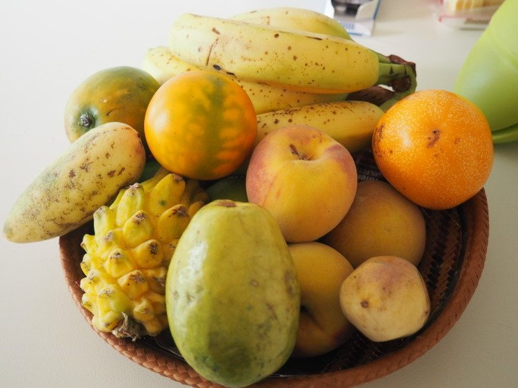traveling to bogota colombia for the fruit