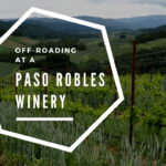 Great #sightDOING option in Paso Robles, California: take a wine safari and off-road in the vineyards (with plenty of wine tastings).