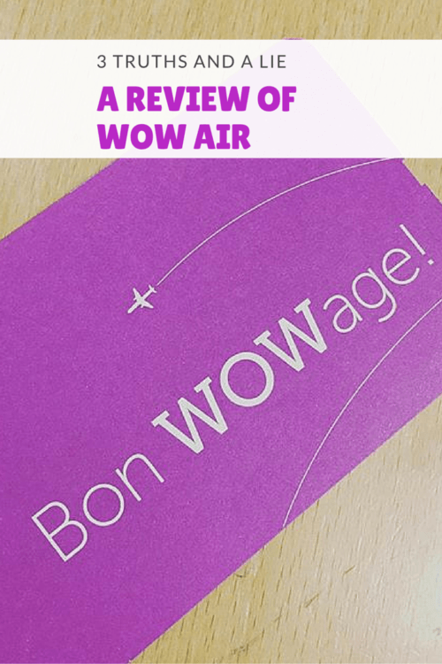 WOW air reviews share why it can be a great choice -- but a few things to look out for on cheap flights to Europe.