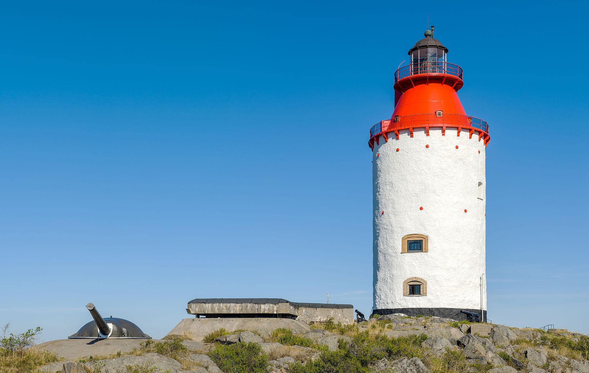 landsort lighthouse stockholm archipelago