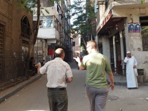 travel to cairo neighborhoods