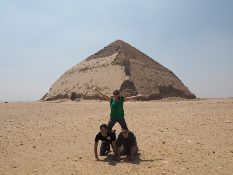 travel to cairo and the pyramids