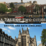 Bristol England & Bath UK are just 12 minutes apart by train, but have distinct feels. Plan a trip for the best of both cities with this guide