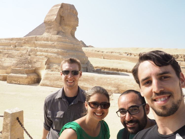 sphinx things to do in cairo