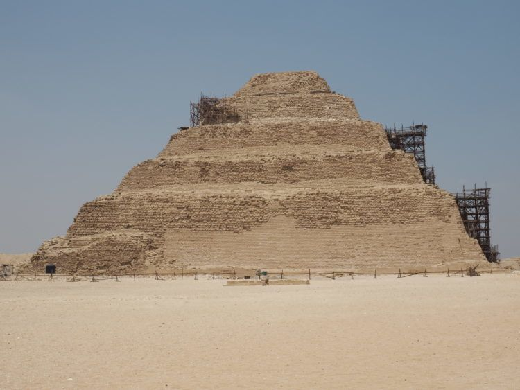 saqqara step pyramid things to do in cairo egypt