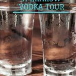 Try six vodkas, taste traditional Polish snacks, and learn about the culture of drinking vodka in Poland on this Krakow vodka tour. A review by travel blogger Becky Pokora.