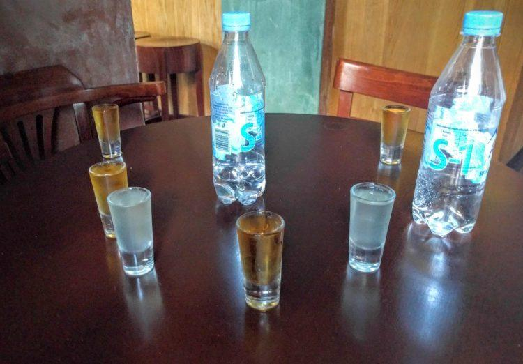 krakow vodka tour