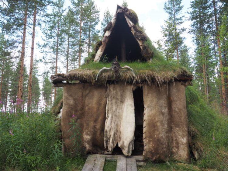 Svansele Moose-people Village