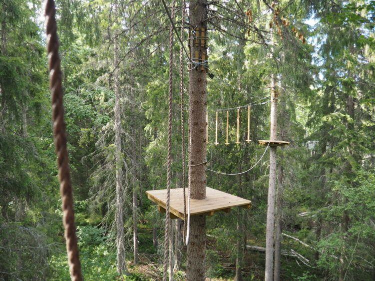 things to do in skelleftea adventure park