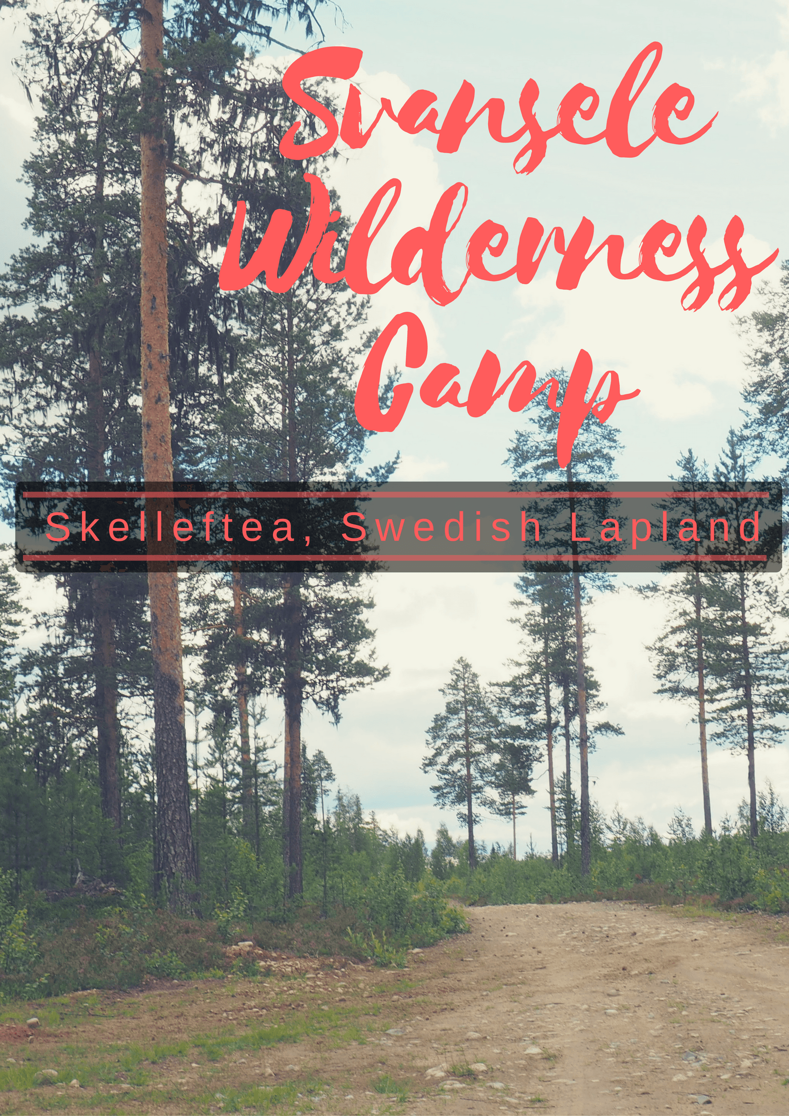 Svansele Wilderness Camp, in northern Sweden, offers outdoor activities from mild and relaxing to adventurous and thrilling!
