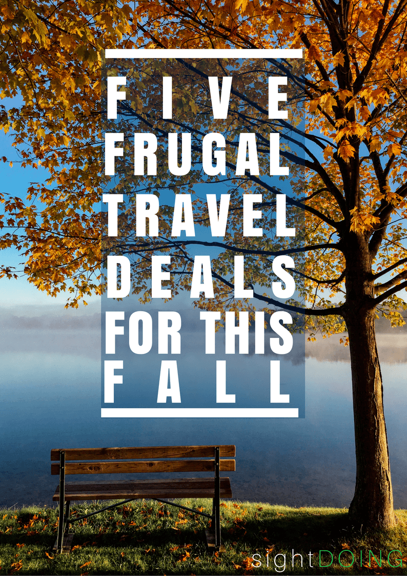 Here are five destinations known for travel deals! Make your budget, take a cheap trip, and jet off to the USA and Europe without spending a ton.