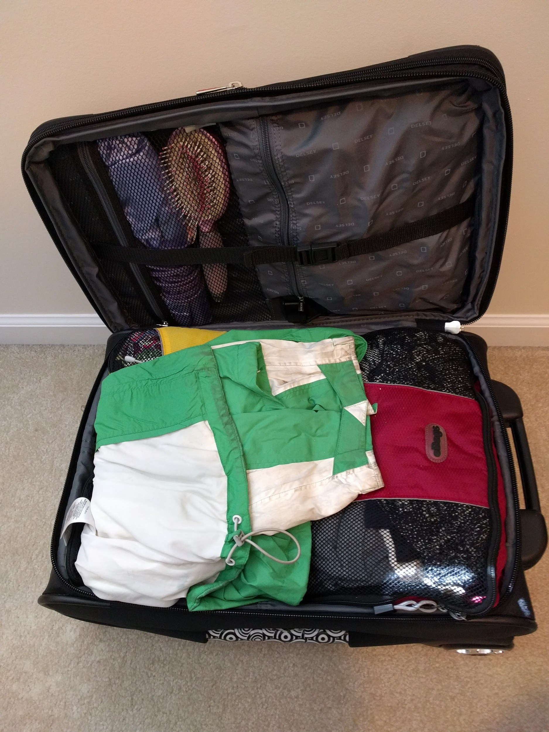 Printable Packing List for Carry-On Only Travel — sightDOING