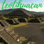 Travel to the pyramids of Teotihuacan without a tour! These easy day trips from Mexico City share great history and culture at a low price when you DIY. Get step by step bus directions + lots of extra tips. If you're still not convinced, I have a tour recommendation too.