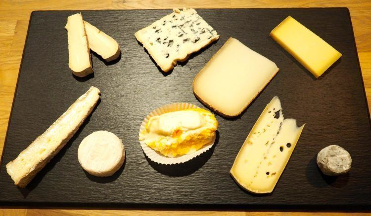 cheese tours in paris