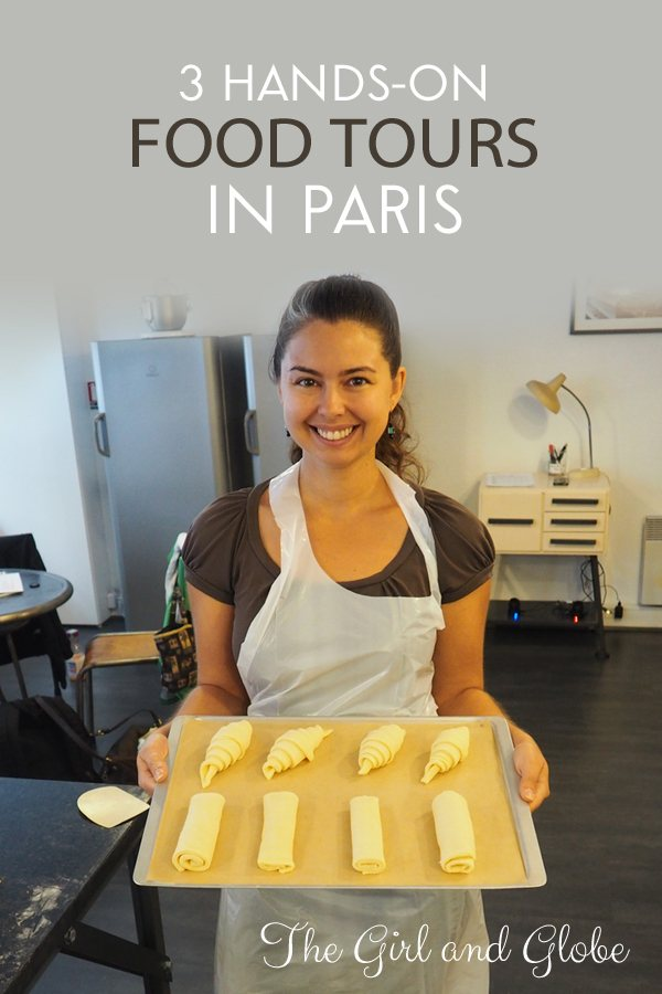 Check out these three food tours in Paris if you love to eat. They're interactive, educational, and delicious!