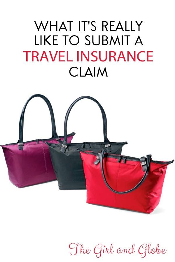 Filing Travel Insurance Claim
