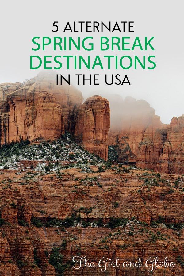 Winter Break Travel Deals Usa