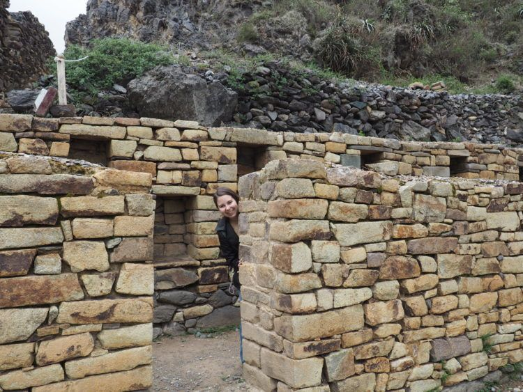 ollantaytambo ruins (things to instead of hiking the inca trail)