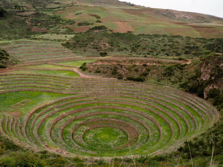 moray terraces (things to do instead of hiking the inca trail)