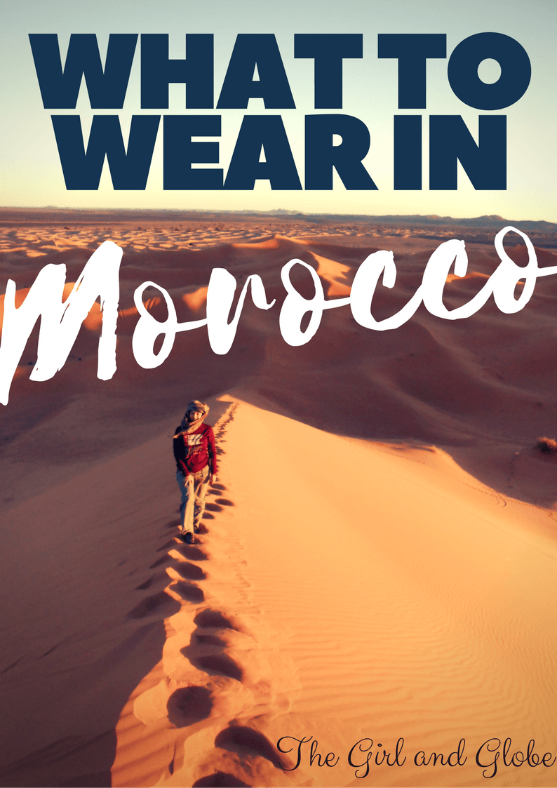 Get recommendations on what to wear in Morocco (for both men and women) with this guide by a frequent traveler.