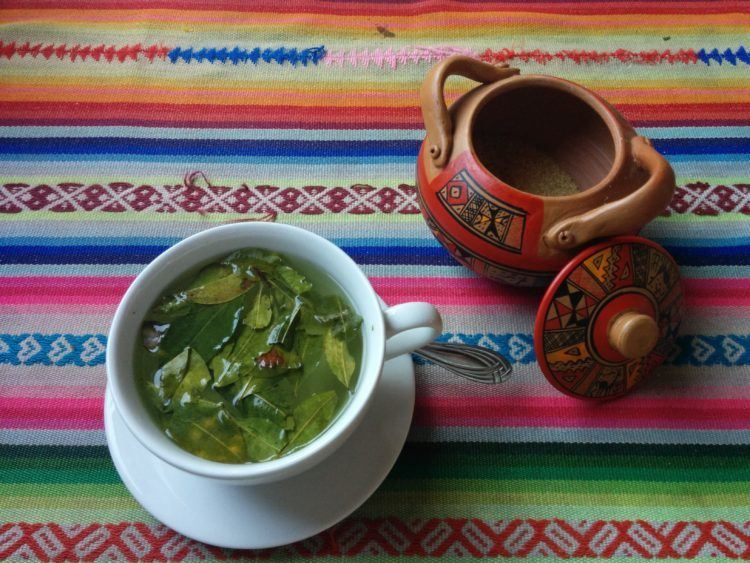 how to acclimate to the sacred valley with coca tea
