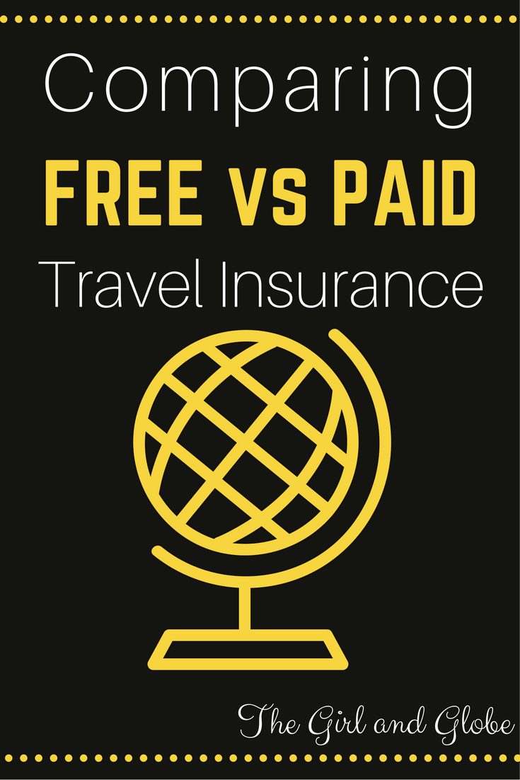 Travel insurance helps protect you from unexpected travel expenses. But when is it worth paying extra for a premium if you already have free travel insurance benefits?