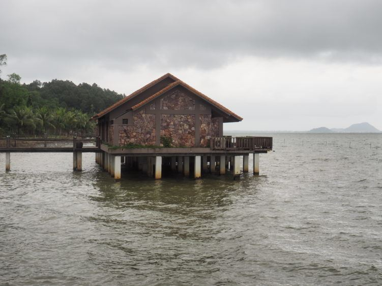 overwater bungalow vietnam