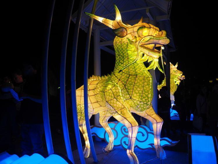 dragon bridge hoi an