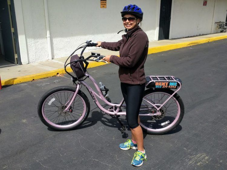 conejo valley pedego bike rental