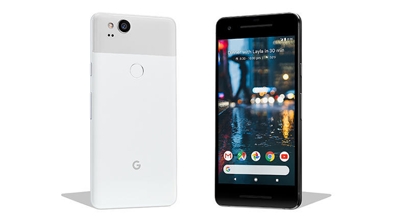 Using the Pixel 2 phone for Project Fi International