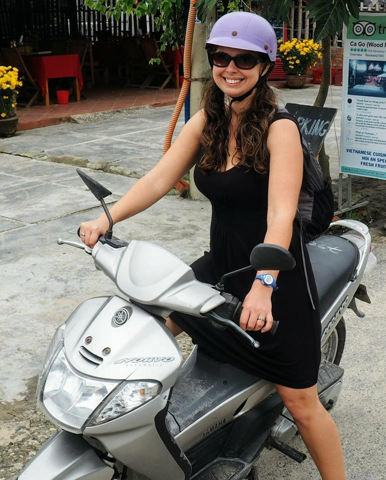 hoi an scooter