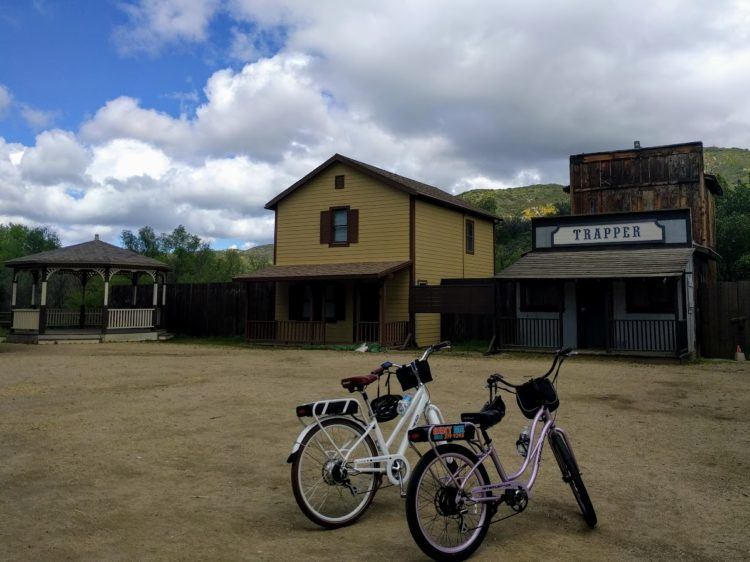 paramount ranch conejo valley biking