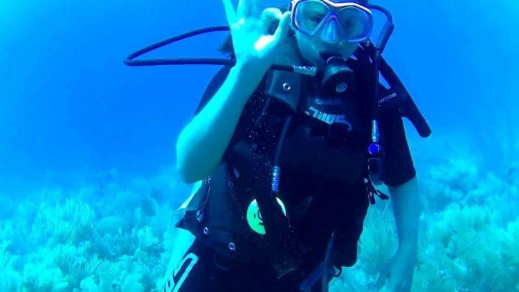ok scuba diving in placencia belize