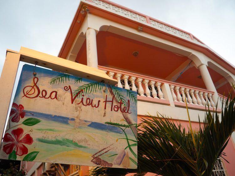 sea view suites placencia belize