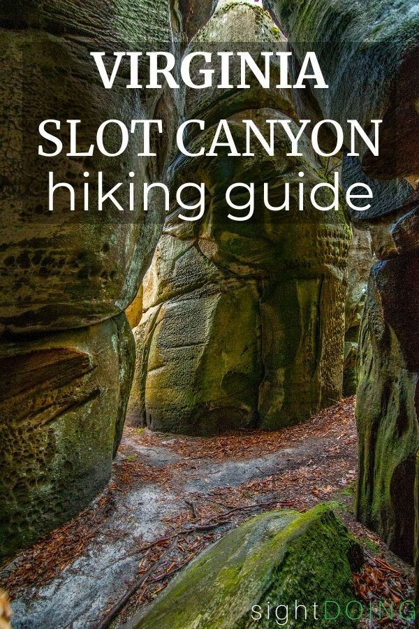 virginia channels hiking guide