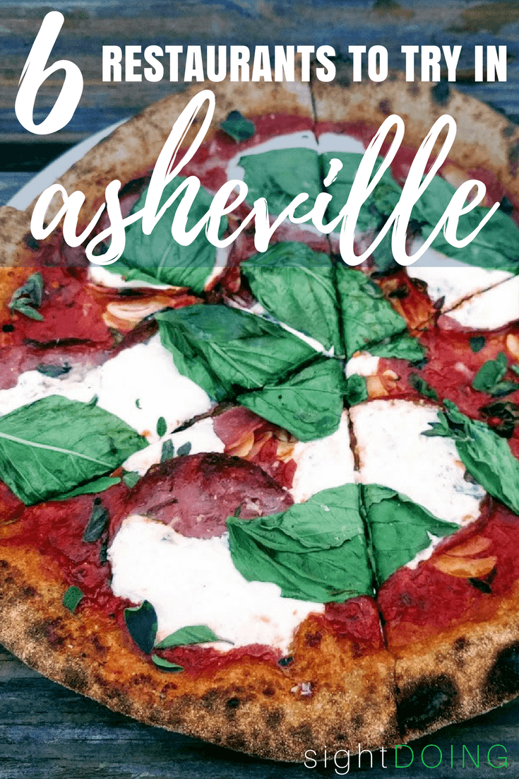 It's hard to choose Asheville best restaurants because there are so many great places to choose from. These NC spots have amazing food, craft beer, and lovely settings so it's perfect for travel. Definitely visit Asheville North Carolina and let me know which are your favorites!